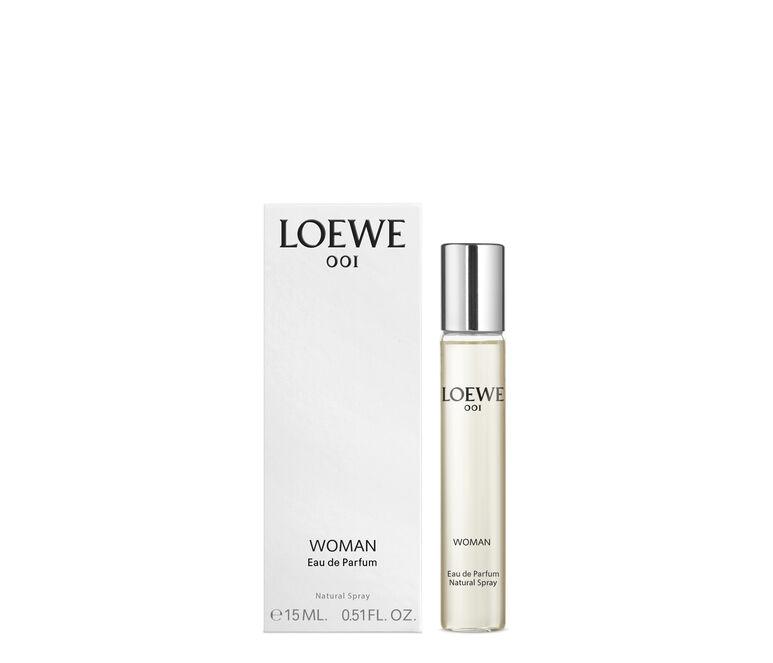 LOEWE 001 Woman EDP vial 15ml