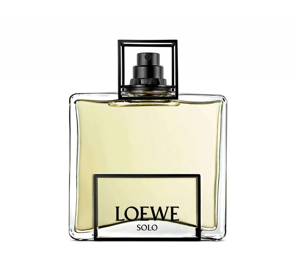 solo loewe perfume mujer