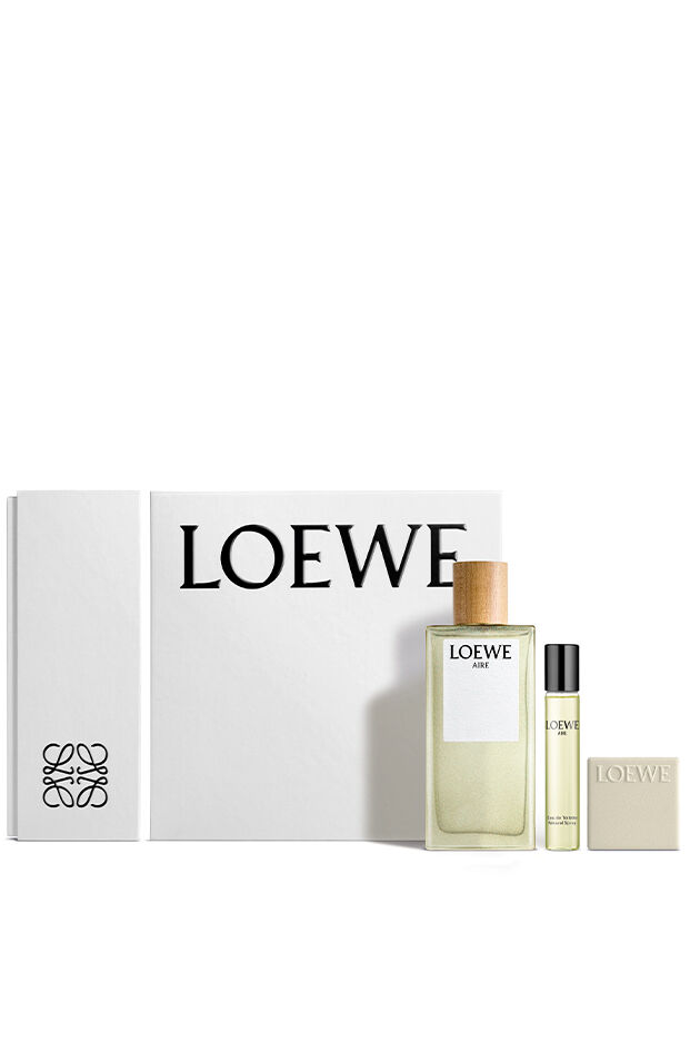 Cofre regalo LOEWE Aire EDT