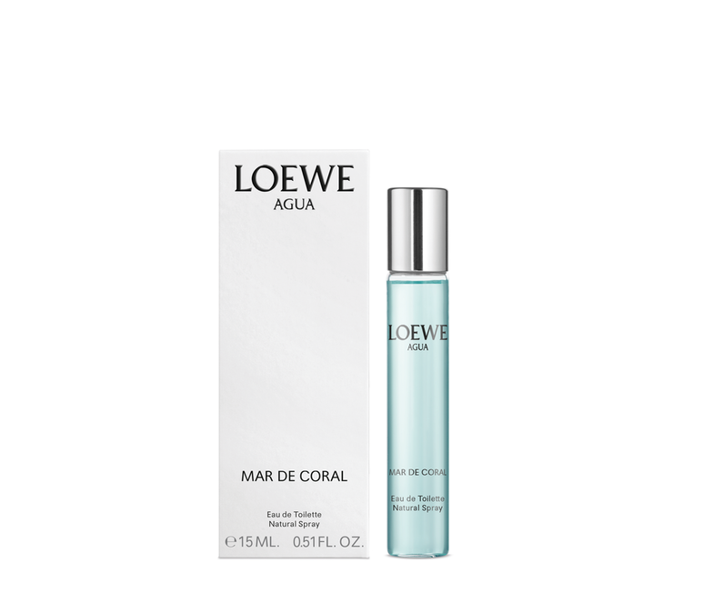 LOEWE Agua Mar de Coral 15ml vial