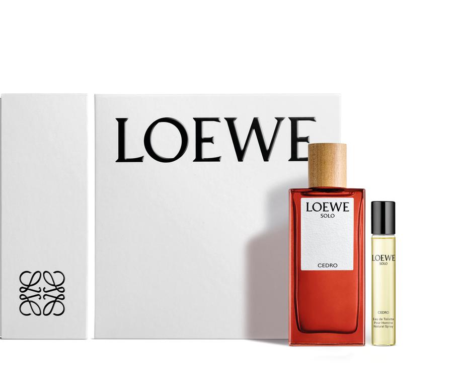 LOEWE Solo Cedro Gift Set
