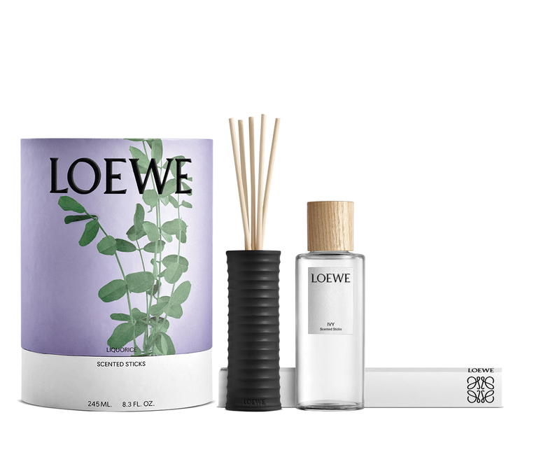 Liquorice room diffuser set