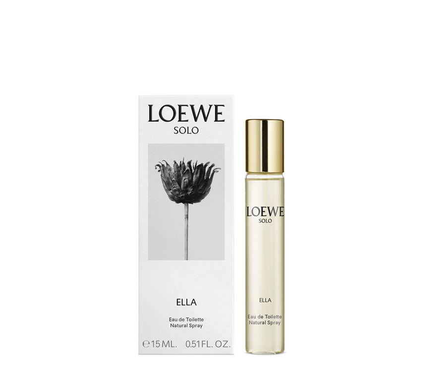 LOEWE Solo Ella EDT vial 15ml