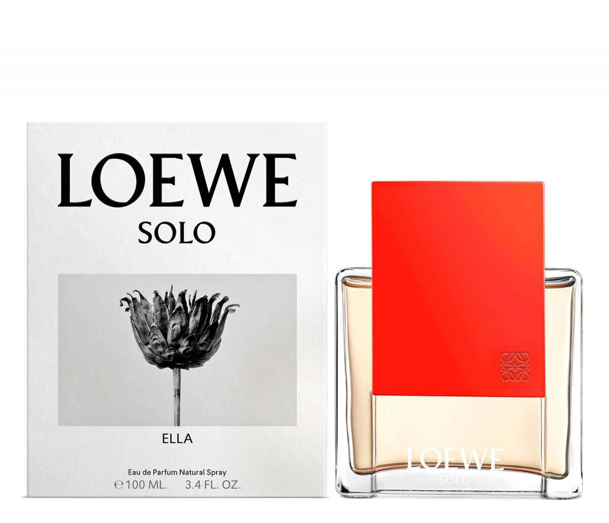perfume loewe mujer solo ella