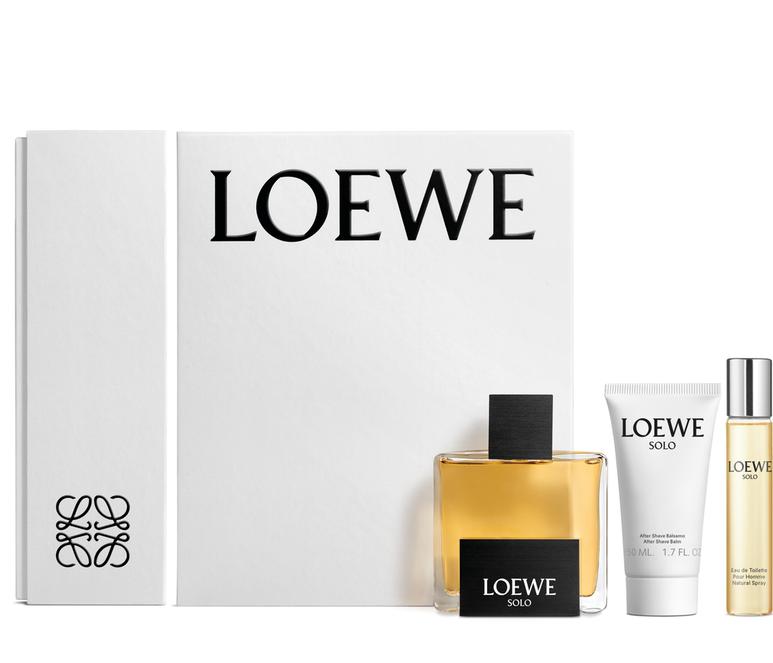 LOEWE Solo EDT Classic Gift Set