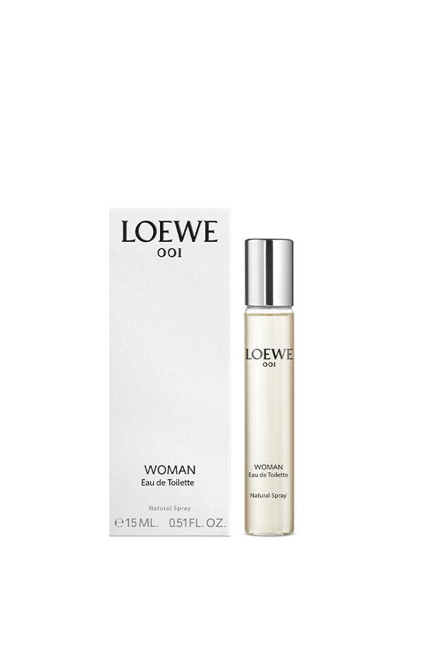 LOEWE 001 Woman EDT 15ml vial