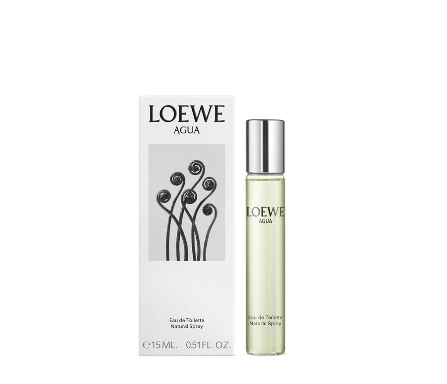 LOEWE Agua EDT vial 15ml