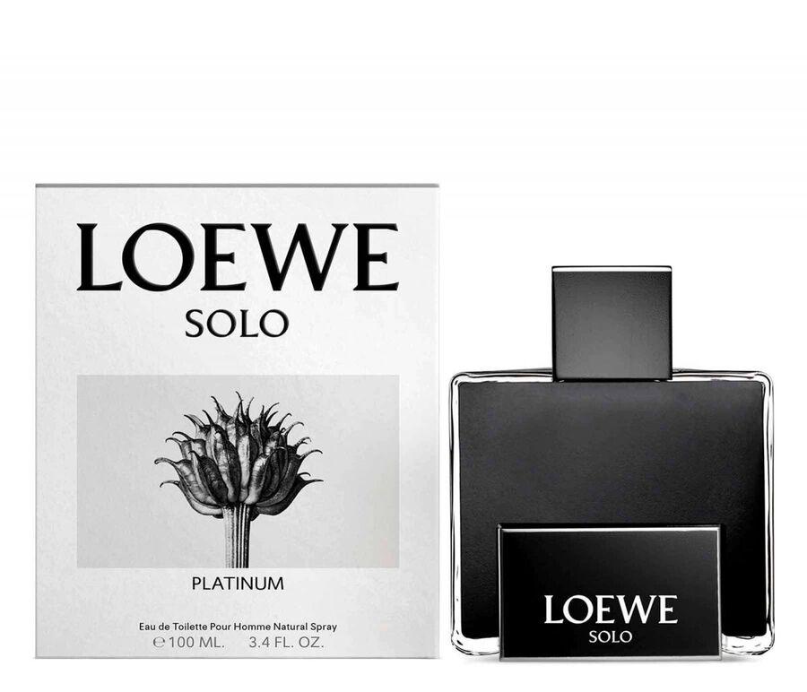 LOEWE Solo Platinum Classic
