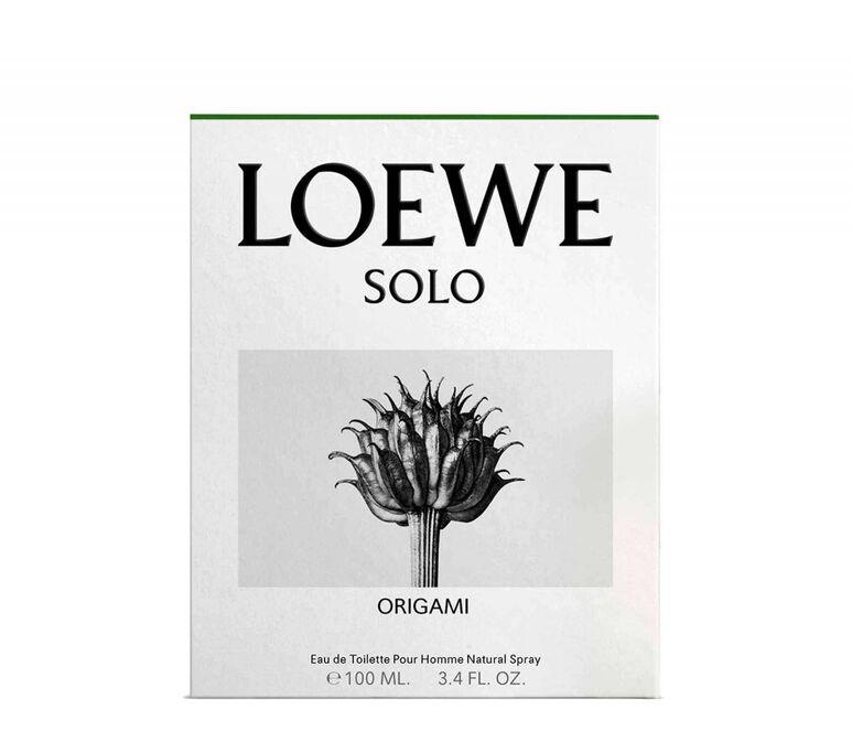 LOEWE Solo Origami