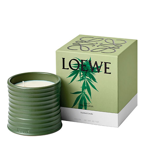 Perfumes Loewe - Candle Scent of Marihuana