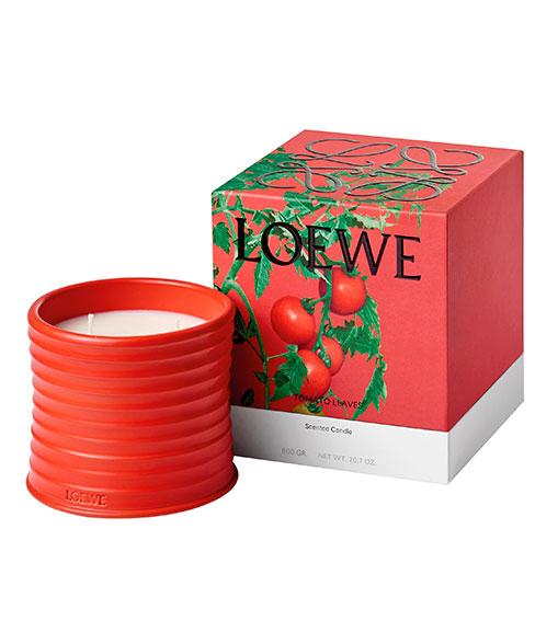 Perfumes Loewe - Vela Tomato leaves